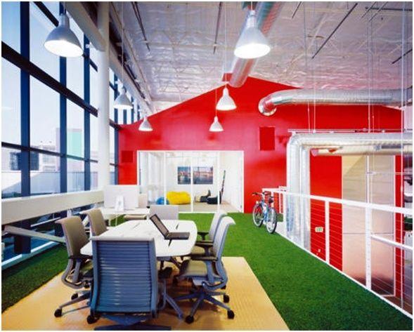 google office - interior design | creative office designs