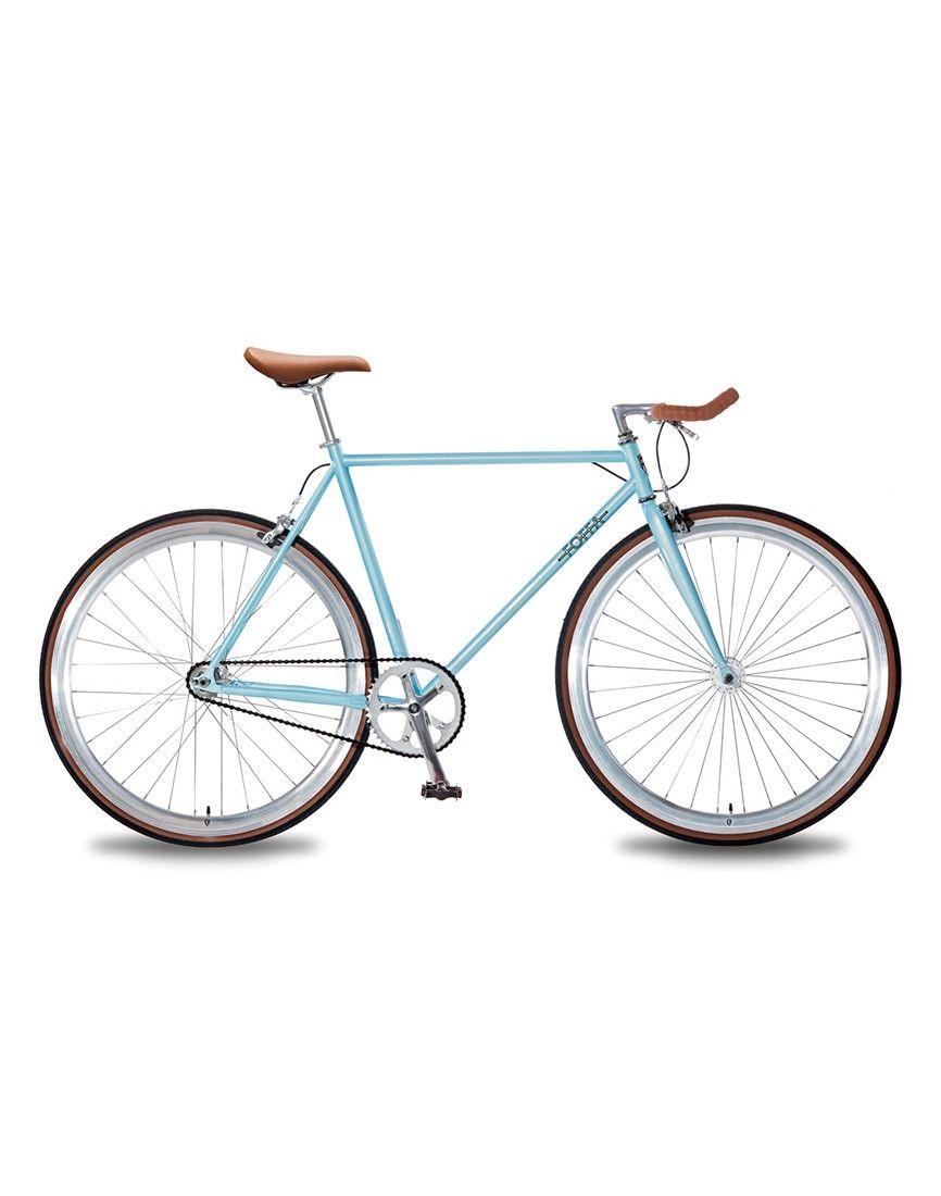 fa4a24190ae Foffa Single Speed City Bicycle Light Blue | Biking Gear | Fixed ...