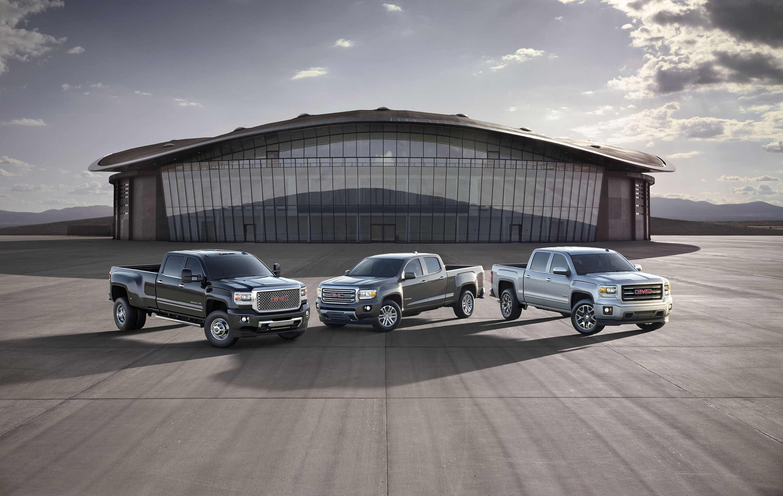 2015 gmc truck gmc three truck portfolio 2015 canyon 2014 sierra 2015