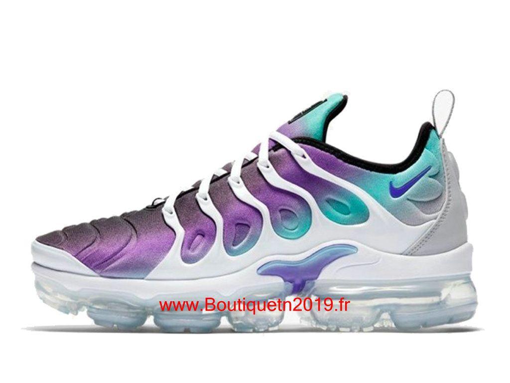san francisco 420e8 fa4c5 Nike Air Vapormax Plus Chaussures Running Nike Pas Cher Pour Homme Pourpre  924453-101-