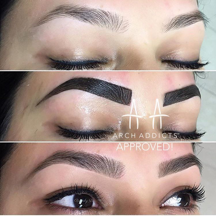 Pin By Ava On Makeup Pinterest Brow Tinting Brows And Eyebrow