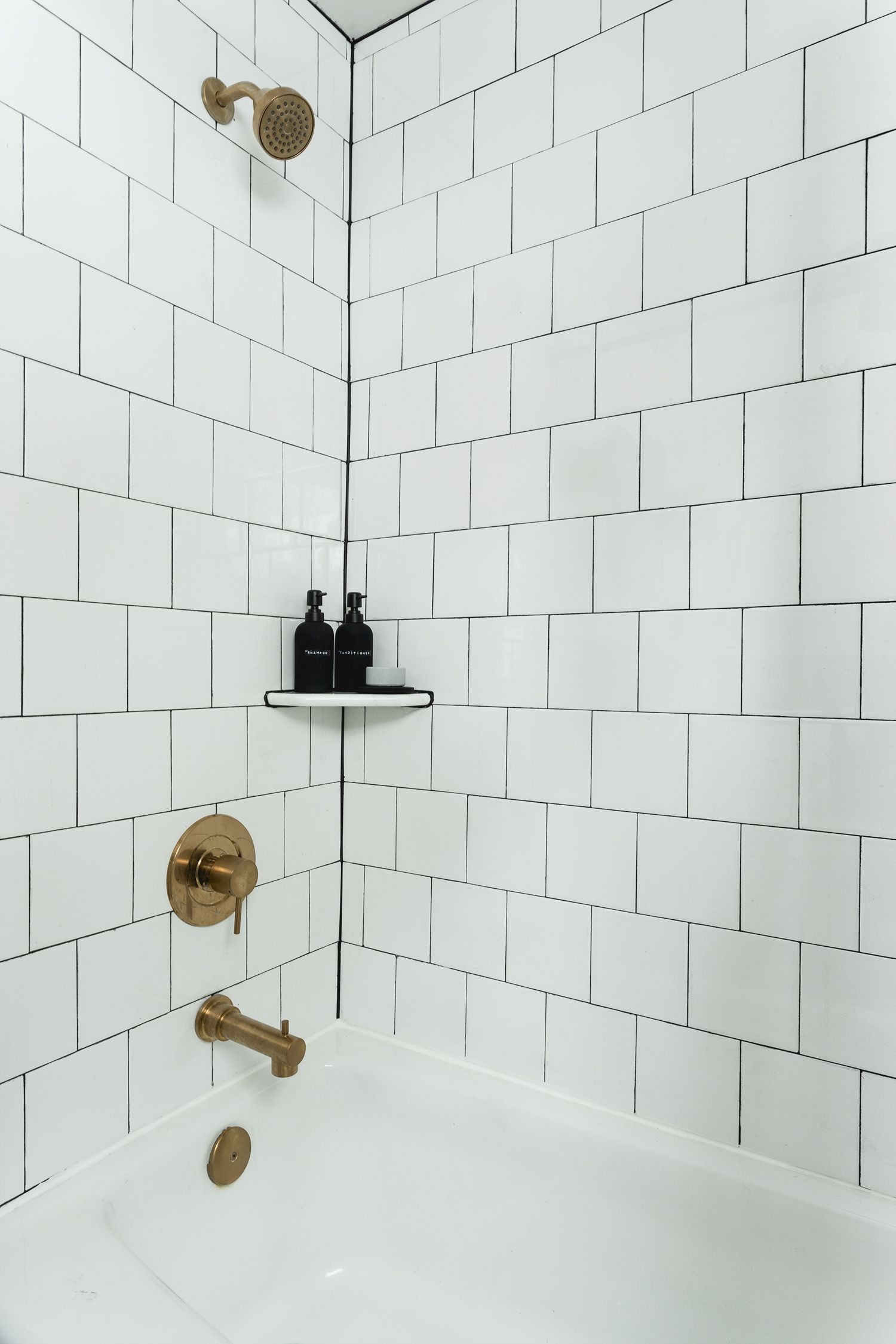 Try This Add A Corner Shelf To Your Shower In 2020 With Images Corner Shelves