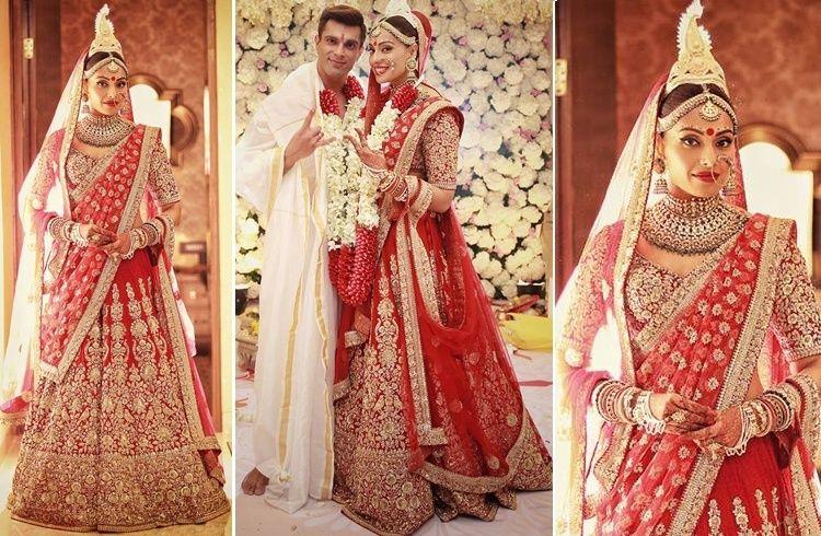 Image result for Bipasha Basu wedding dress