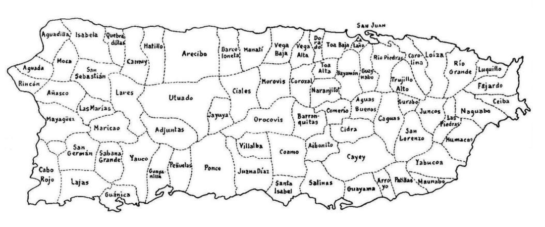 Pin On Mapa De Puerto Rico