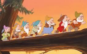Resultado de imagen para imagenes de blancanieves y los siete enanos
