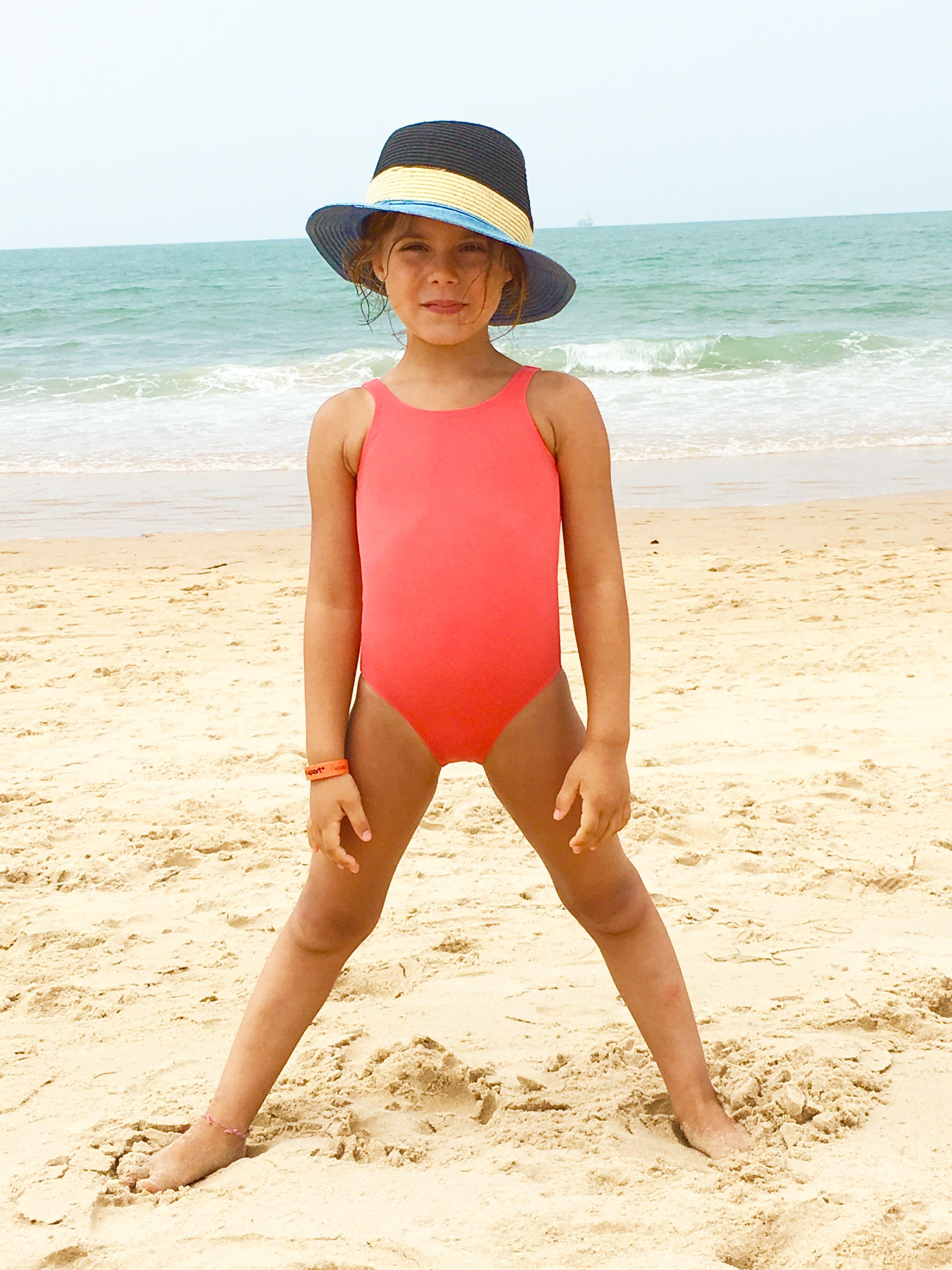 d448ad52a Bañador para niña To the Moon. Shop online. Swimsuit for girl. Shop online