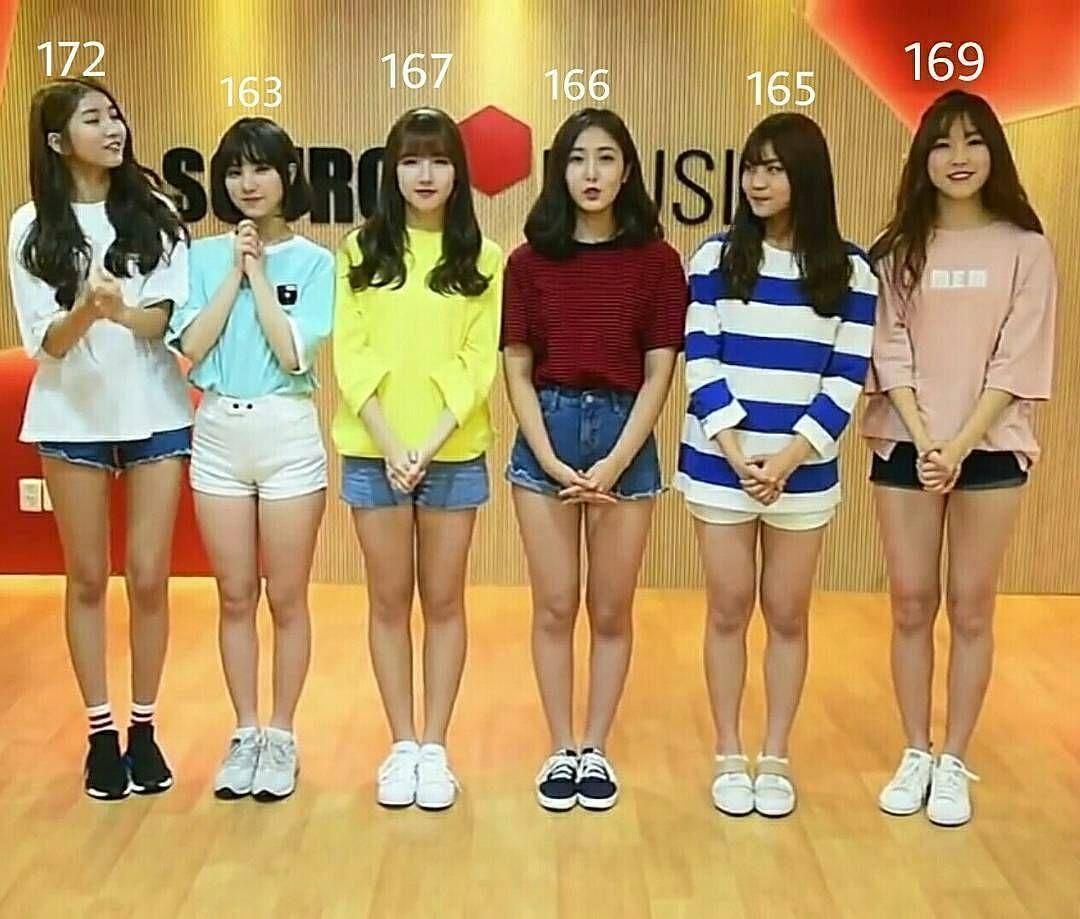 Snsd height yoona Yoona's Real