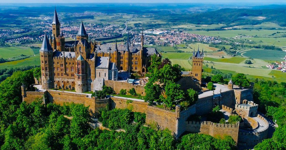 Castle Hohenzollern Germany Castles Castle Decor Castle