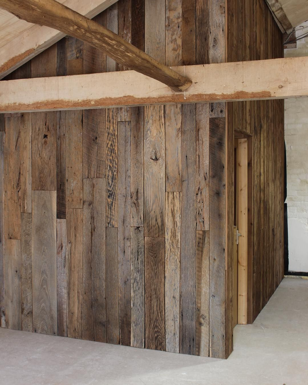 Reclaimed Wood Cladding Interior Wood Wall Ideas Our Beautiful Reclaimed Barn Siding Makes The Perfe Wood Cladding Interior Timber Feature Wall Wood Cladding