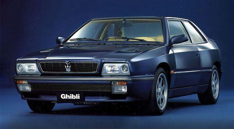 Maserati Classic Cars - 228 (1987 - 1991) | Maserati USA ...