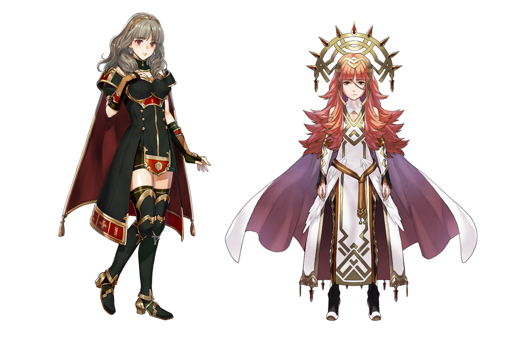 Cyl 2 Palette Swap Celica Veronica Fireemblemheroes