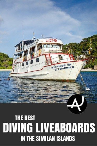 Learn how to choose the best liveaboard in the similan islands according to your preferences and budget. Practical tips and a list of the best operators in the area.