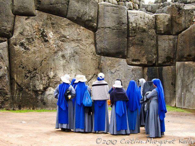 """Blue Nuns"""