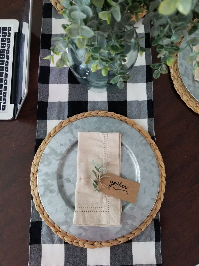 Farmhouse Dining Table Decor Ideas Farmhouse Table Decor Table Decorations Dining Table Decor