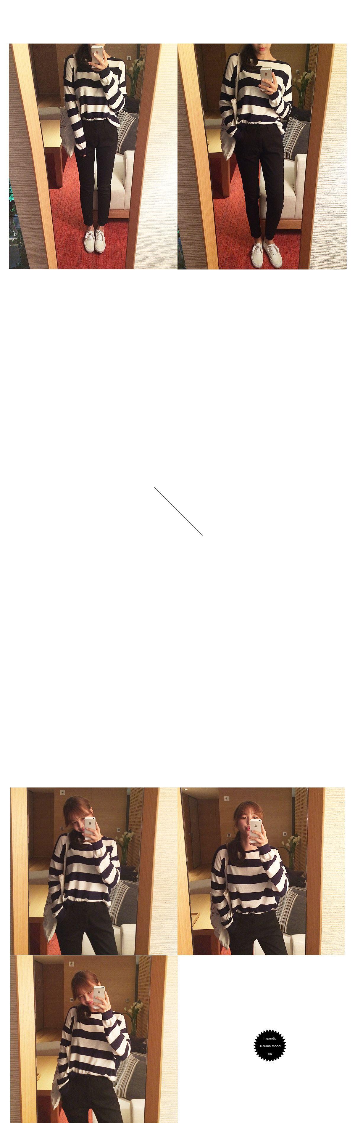 히프나틱 [츄잉단 Knit(3color)]