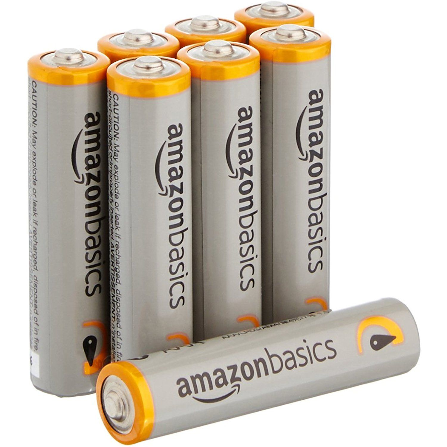 Amazonbasics Aaa Performance Alkaline Batteries 8 Pack Packaging May Vary To View Further For This Alkaline Battery Rechargeable Batteries Battery Sizes