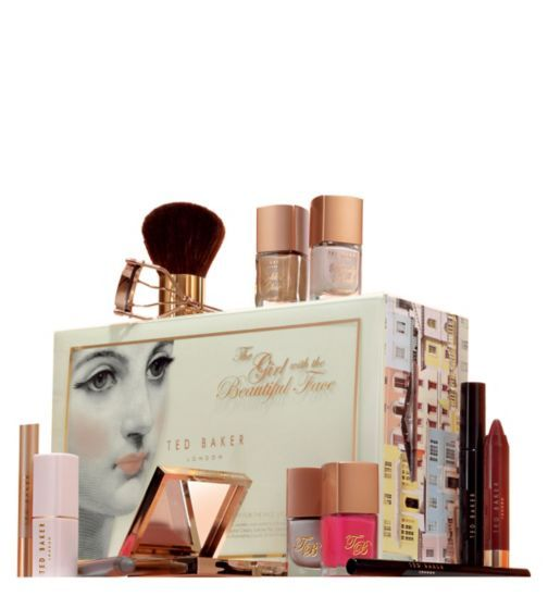36d5dc6b54585 Ted Baker London Make Up Kit - The Girl with the Beautiful Face ...