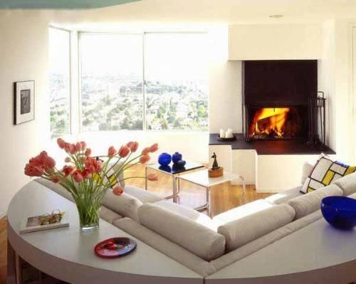 Selection Of The Right Flower Vase · Modern Living Room DesignsModern  Interior DesignDecorating ...