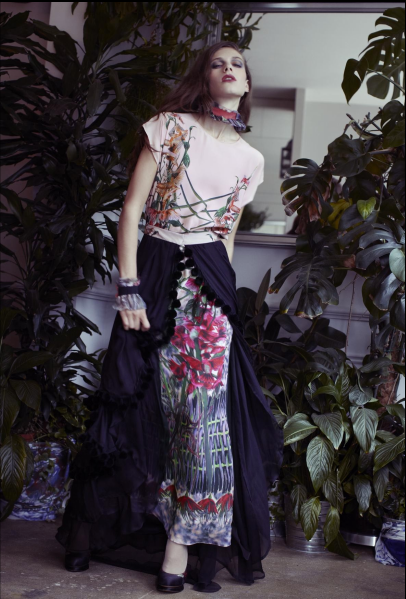 Enter the Fashion World: 2012