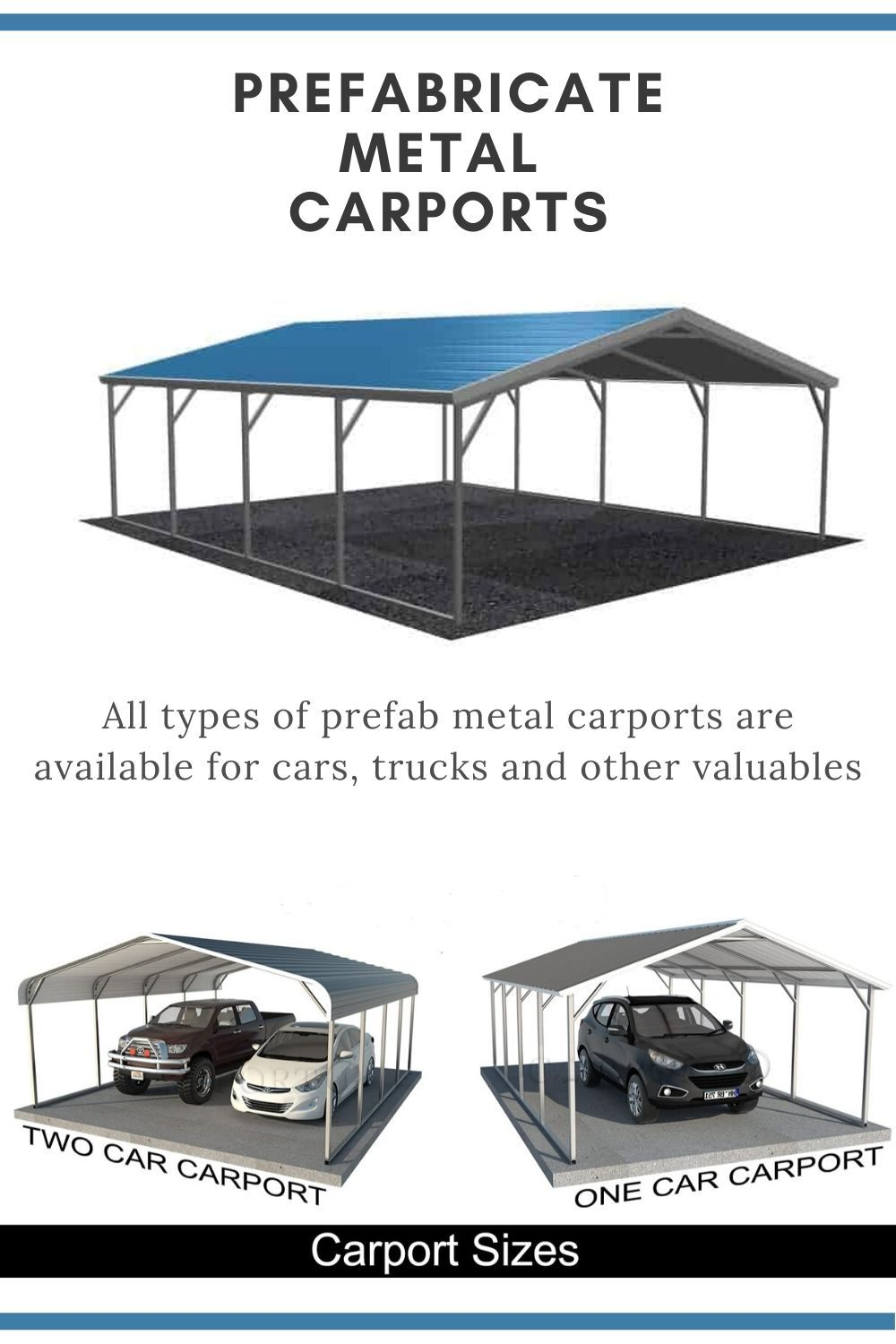 Pin on Metal Carports Direct