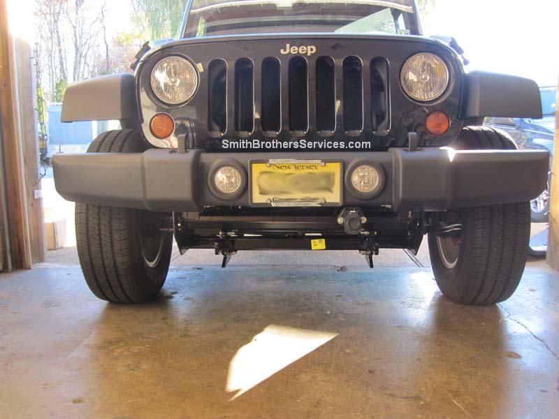 "2010 Jeep Wrangler Rubicon. Meyer Drive Pro 6' 8"". From"