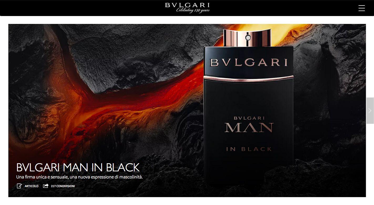 Bvlgari 130th Anniversary Bvlgari Man In Black Bvlgari Man Perfume Bvlgari