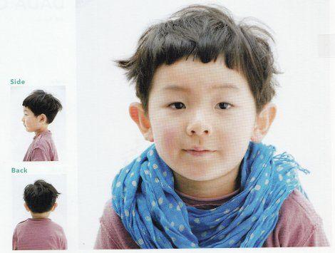 Carini Bambini ~ Hair cut my style tagli per bambini capelli corti