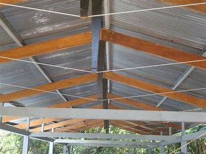 Making Exposed Timber Trusses Look Urban Modern |Modern Wood Trusses