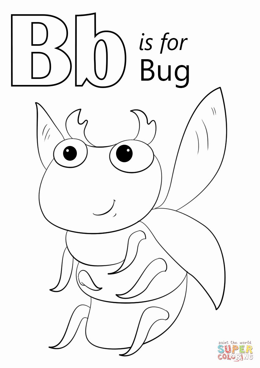 Letter B Alphabet Coloring Pages 3 Free Printable Versions Supplyme Alphabet Coloring Pages Alphabet Coloring B Coloring Pages