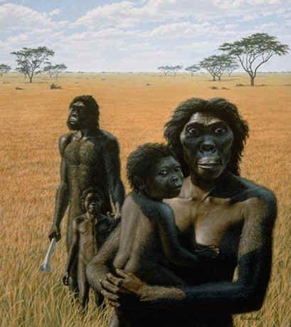 Filosofia. PaleoAntropología. Africanus.