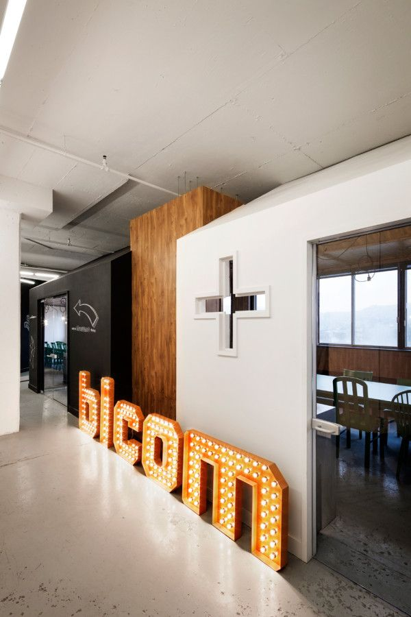 A PR Agency With A Super Creative Office Space | Commercial U0026 Hospitality | Office  Space Design, Creative Office Space, Office Interior Design