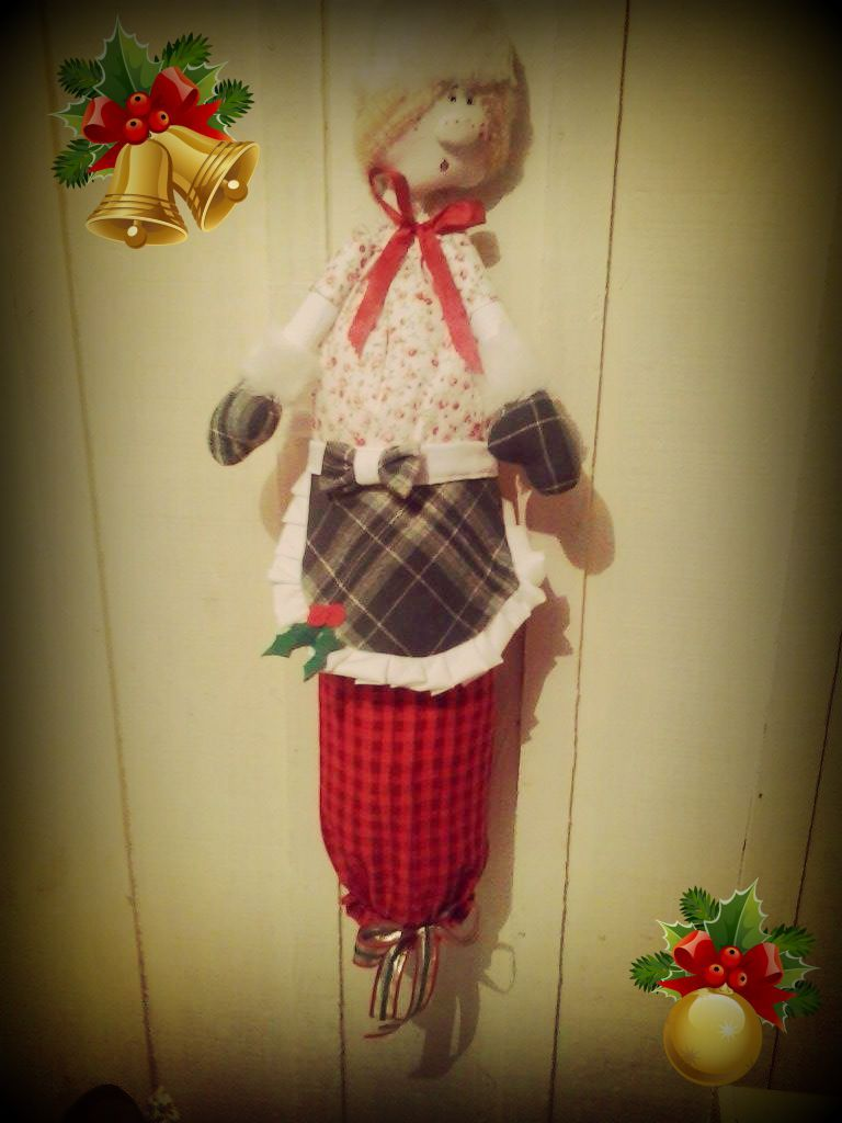 Mamãe Noel puxa Saco!
