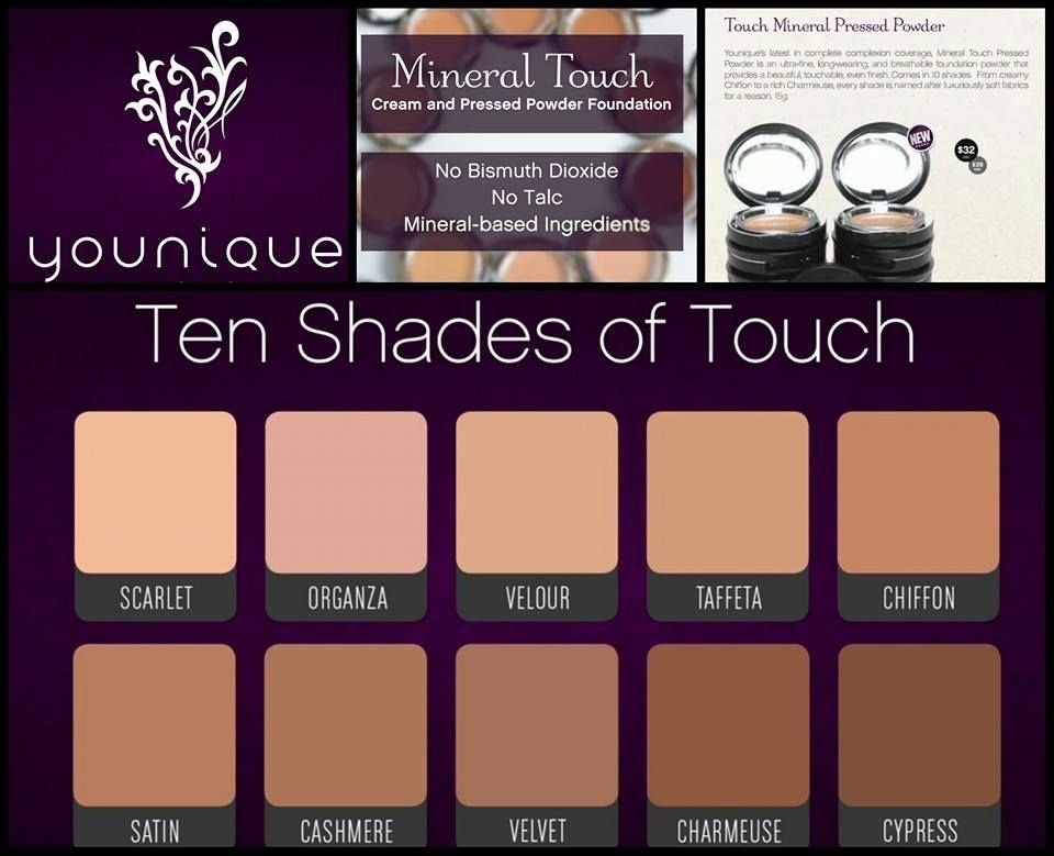 Love this chart and info about the 10 shade of the