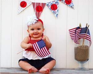 Cute 4th Of July Picture Idea Holidays 4th Of July Photography