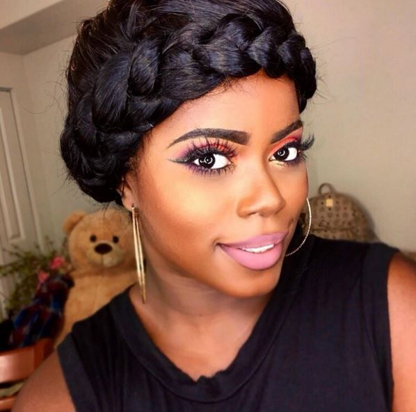 11 Crown Braid Styles Perfect For Spring Protective Styling