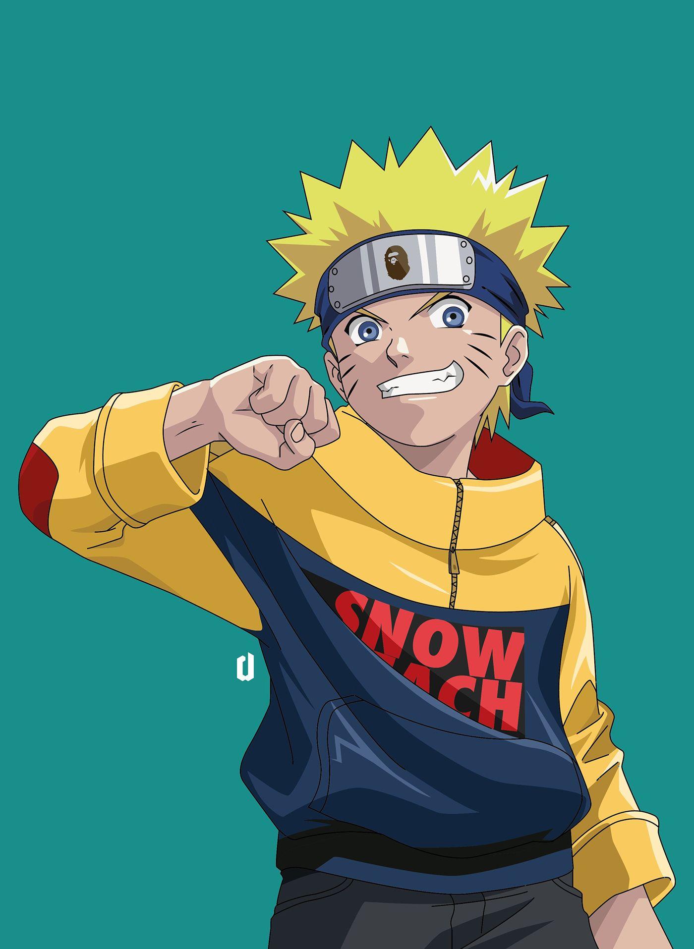 Showcase And Discover Creative Work On The World S Leading Online Platform For Naruto Uzumaki Art Naruto Supreme Anime Naruto