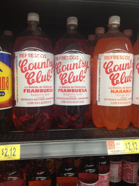 Dominican Soft Drinks Caribbean Recipes Dominican Food Dominican Republic Food