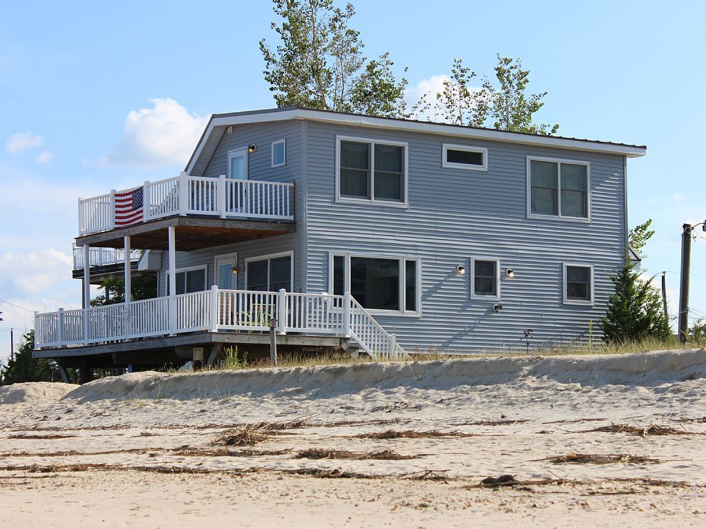 Bowers Beach Vacation Rental Vrbo 420118 3 Br De Cottage Private Peaceful House On The Beach Of The Delaware Bay House Rental Vacation Rental Vacation