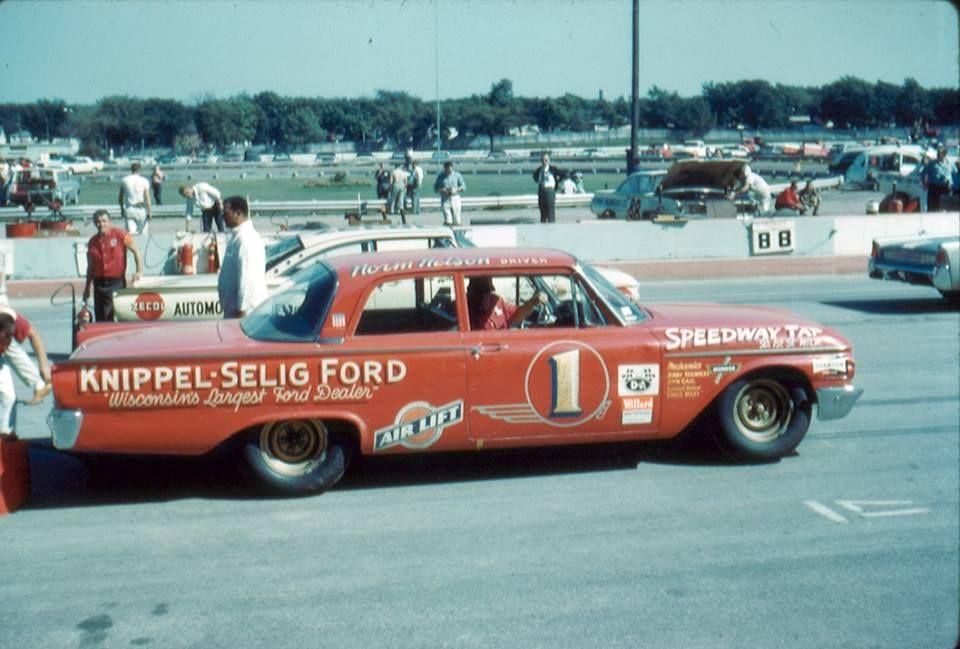 Norm Nelson Milwaukee 1961 Usac Racing Series Pinterest Cars