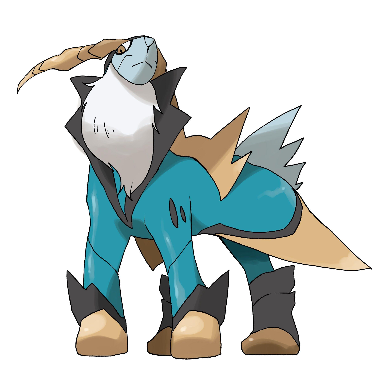 Pokemon Mega Cobalion