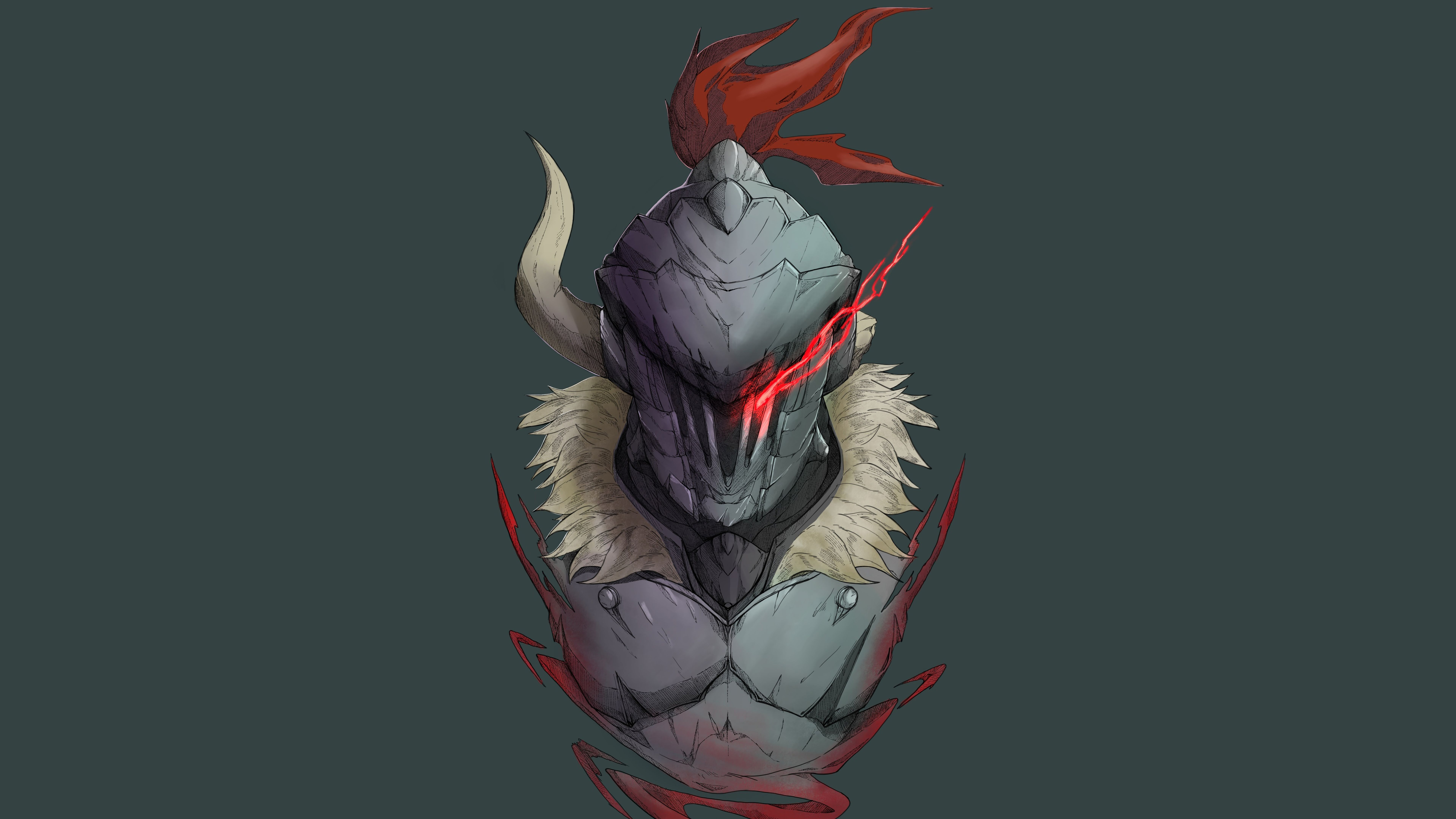 Goblin Slayer 8K 26888 Goblin, Slayer, Anime