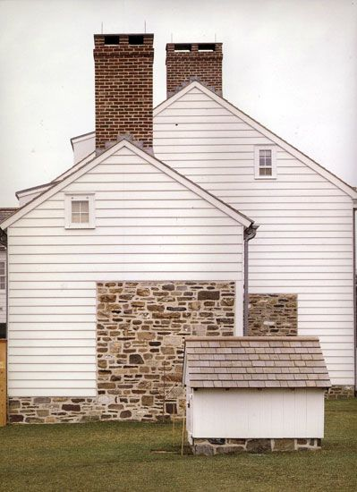 Edmund Burroughs House | The New Jersey Barn Company