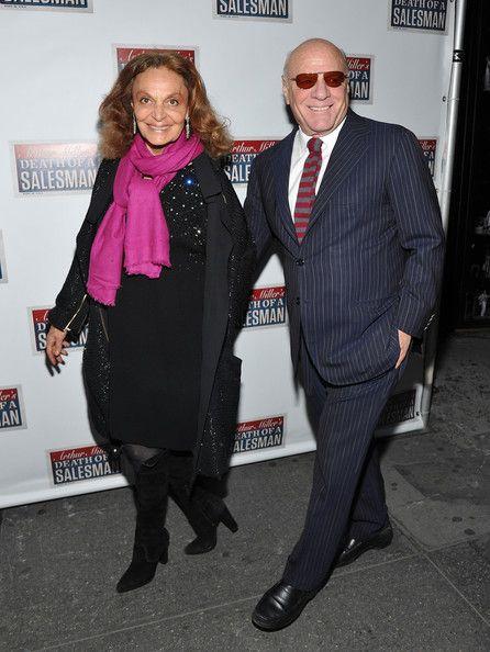 """Diane von Furstenberg Photo - """"Death Of A Salesman"""" Broadway Opening Night"""