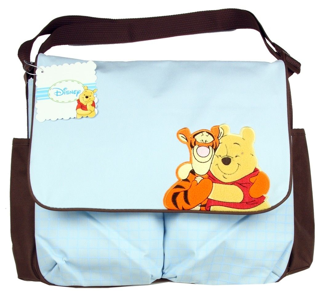 Axis Backpack in Winnie the Pooh and Friends   Petunia ...  Winnie The Pooh Baby Bag