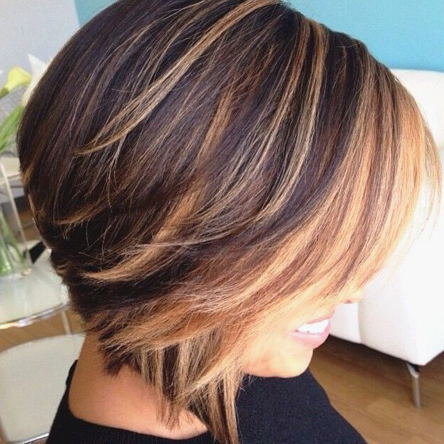 8 Trendy And Chic Short Hairstyles For Summer Page 54 Of 58 Hairpush Idee Per Capelli Capelli Castani Con Riflessi Capelli