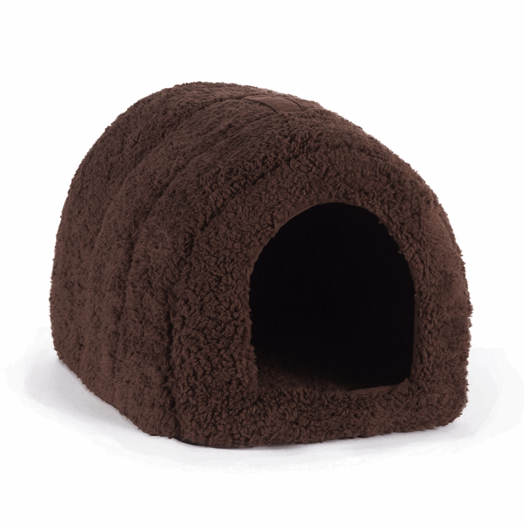 Pet Igloo in Sherpa House Cool dog beds, Pet furniture