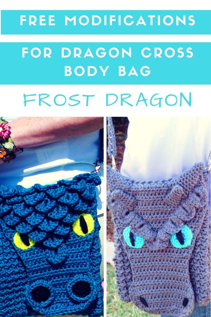 Free Frost Dragon Mods for Dragon Cross Body Bag Pattern ...