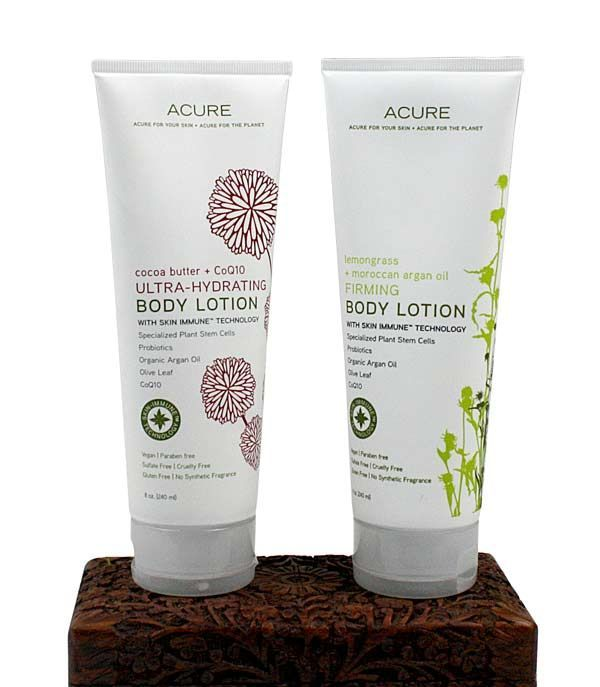 Acure Hydrating Body Lotion In Cocoa Butter And Firming