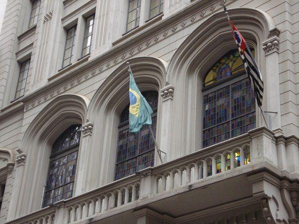 Centro de Sâo Paulo: Antigo London and River Plate Bank. Fotografia: Moyarte - Mônica Yamagawa
