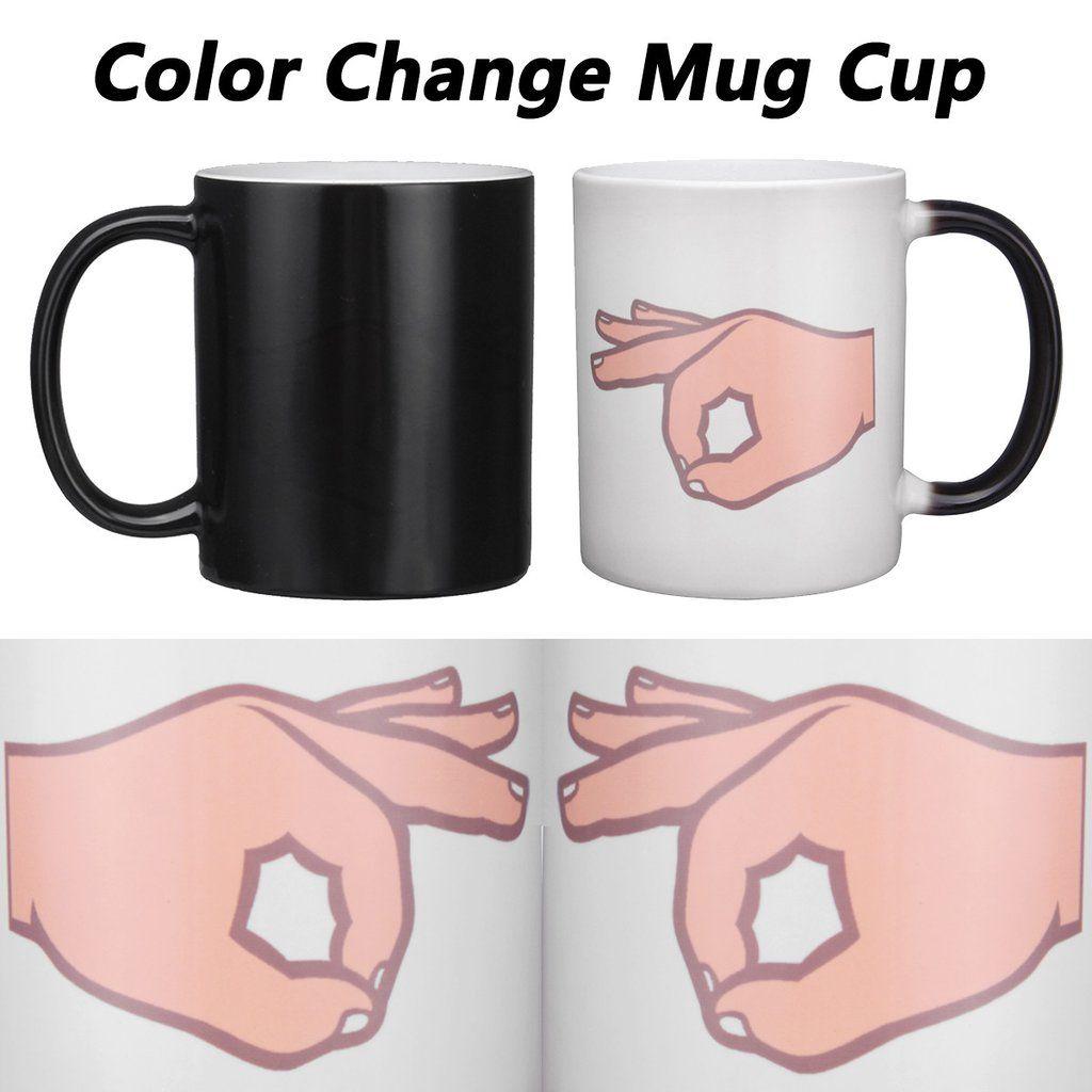 Color Changing Mug J3 Legacy Novelties Mugs Funny Birthday